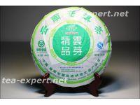 "普文""云芽精品""饼茶2012年(生茶) Yun Ya Jing Pin ""Шедевр Юнья"""