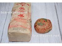 """下关沱茶""""甲级 沱茶""""2004年(生茶) Jiaji Tuocha """"Высший класс точа Сягуань"""""""