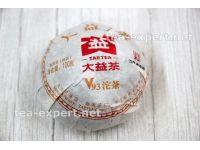 """大益""""v93""""饼茶2018年(熟茶) точа v93"""
