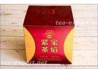 """下关沱茶""""紧茶宝焰""""沱茶2014年(熟茶)250克 Bao Yan Jin Cha """"Бао Янь Цзинь Ча"""""""