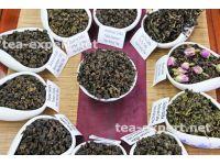 """嘎巴茶一套茶样品(8克 x 11个) """"Набор пробников чая Габа"""" (11 разных сортов)"""