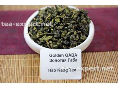 """嘎巴茶""""黄金"""" GABA Huang Jin """"ГАБА - Золотая"""""""
