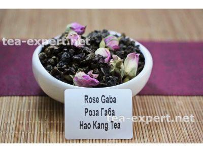 "嘎巴茶""玫瑰嘎巴"" Mei Gui GABA ""ГАБА с розой"""