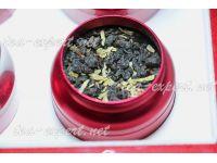 """云南乌龙茶""""玄金丹"""" Xuan Jindan """"Чудесный эликсир бессмертия с орхидеей"""""""