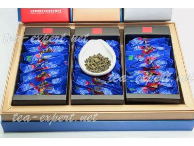 """极边""""腾冲高山乌龙""""(礼物盒) """"Светлый высокогорный улун из Тэнчун"""" (подарочная коробка)"""