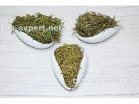 黄茶一套(三个样本) Сет из 3х самых популярных сортов жёлтого чая