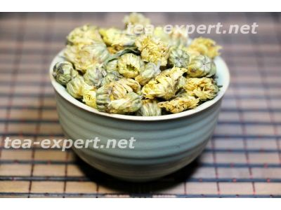 胎菊花茶 Tai Ju Hua Cha цветы хризантемы (бутоны)