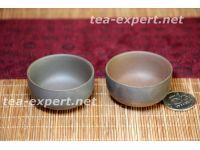"""钦州茶杯""""两色的小杯""""20毫升 Liangsede Xiao Cha Bei """"Двухцветная пиала"""""""