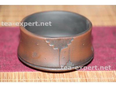 """建水茶杯""""竹节""""80毫升 Zhujie """"Бамбуковое коленце"""""""