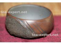 """建水茶杯""""根艺古铜""""50毫升 Gen Yi Gutong """"Старая бронза"""""""