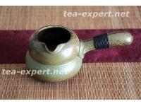 """茶海""""墨绿椒石""""210毫升 Mo Lǜ Jiao Shi """"Тёмно-зелёный каменный перец"""""""