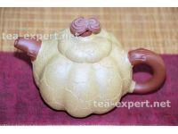 """宜兴茶壶""""供春壶""""220毫升 Gong Chun Hu """"Поклоняться весне"""" (арт. 0-094)"""