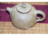 """宜兴茶壶""""供春壶""""230毫升 Gong Chun Hu """"Поклоняться весне"""" (арт. 0-095)"""