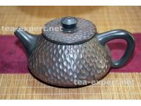 """建水茶壶""""锤纹石瓢""""220毫升 Chui Wen Shi Piao """"Узор молоточка"""""""