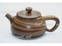 "建水茶壶""迷你石瓢(两色的)""90毫升 Mini Shi Piao Liangsede ""Двуцветный Ши Пьяо"" (мини) #1"