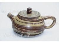 "建水茶壶""迷你石瓢(两色的)""90毫升 Mini Shi Piao Liangsede ""Двуцветный Ши Пьяо"" (мини) #3"