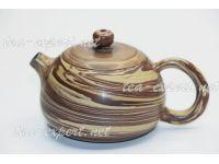 "建水茶壶""西施(两色的)""110毫升 Xishi  Liangsede ""Двуцветный Сиши"" #1"