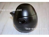 "茶具""套装企鹅快乐杯""(黑色) Qi E Kuaile Bei набор ""Счастливый пингвин"" (чёрный)"