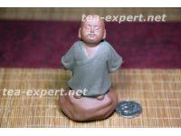 """茶宠""""幻空童子""""(青色的衣服) Huan Kong Tongzi 2 """"Маленький монах мечтает"""""""