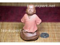 """茶宠""""幻空童子""""(红色的衣服) Huan Kong Tongzi 3 """"Маленький монах мечтает"""""""